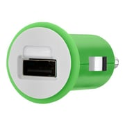 Belkin MIXIT 5W USB Car Charger, Green (F8J018TTGRN)
