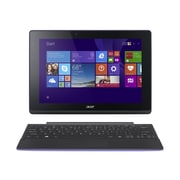 "Acer Aspire Switch 10 E NT.G8UAA.002 SW3-016-10LF 10.1"" Net-Tablet PC, 2GB, Windows 10 Home, Black/Purple"