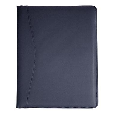 Royce Leather – Porte-documents Aristo, bleu