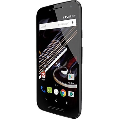 Motorola - Téléphone intelligent Moto G 3e génération, noir
