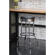 Trinity 30'' Swivel Bar Stool with Cushion