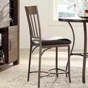 Kingstown Home Shayne 24'' Bar Stool with Cushion (Set of 2)