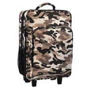 Obersee Kids Camo Luggage with Integrated Cooler