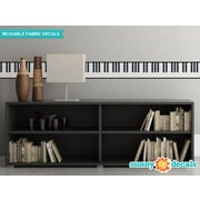 Sunny Decals Piano Border Wall Decal (Set of 2)