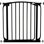 Dreambaby ® Chelsea Auto Close Security Gate, Black (F160B)