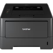 Brother ® EHL-5450DN Black and White Laser Printer, Refurbished