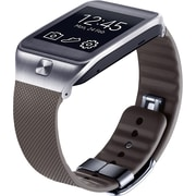 Samsung Gear 2 Leather Band, Mocha Gray (ET-SR380BSESTA)