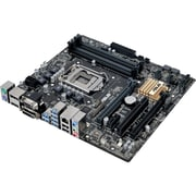 ASUS ® 64GB DDR4 SDRAM Micro ATX Desktop Motherboard, Socket H4 LGA-1151 (Q170M-C/CSM)