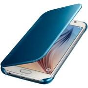 Samsung Folio Flip Cover for Galaxy Note 5 S-View, Clear Blue (EF-ZG920BLEGUS)