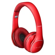 Samsung EO-PN900BREGUS Level On Wireless On-Ear Headphone, Red