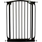 Dreambaby ® Chelsea Extra Tall Swing Close Security Gate, Black (F190B)