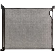 Dreambaby ® Durable Mesh Retractable Gate, Black (L943)