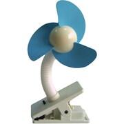 Dreambaby ® Foam Fin Stroller Portable Fan, Blue (L230)