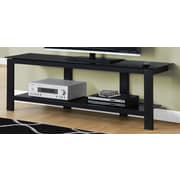 Monarch Specialties Inc. TV Stand; Black