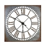CBK Antiqued Wall Clock