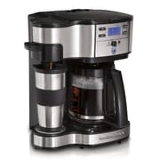 Hamilton Beach Single Serve Coffee Brewer and Full Pot Coffee Maker
