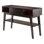 Winsome Monty Console Table, Smoke Finish (23145)