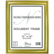 Artistic Products Breeze Point Prestige Picture Frame; Gold
