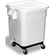 CONTINENTAL COMMERCIAL PRODUCTS 32-Gal Recycling Bin