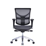 Conklin Office Furniture Vito High-Back Mesh Task Chair; Black