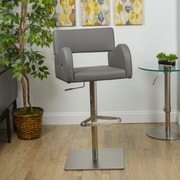 Matrix Noma Adjustable Height Swivel Bar Stool