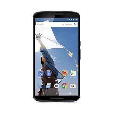 Motorola Nexus 6 (XT1103) Unlocked Android Smartphone, 32GB, Black, English, Refurbished