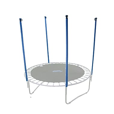 Upper Bounce Trampoline Replacement Enclosure Poles & Hardware (Set of 4)