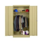 Tennsco 2 Door Storage Cabinet; Sand
