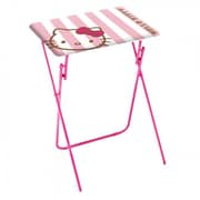 Dar Hello Kitty Folding TV Tray Set (Set of 2)