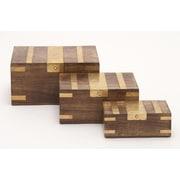 Woodland Imports 3 Piece Box Set