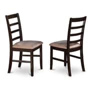 Wooden Importers Parfait Side Chair (Set of 2)