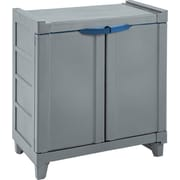 RIMAX 28'' H x 25.8'' W x 15.7'' D Small Storage Cabinet