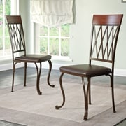 CorLiving Jericho Side Chair (Set of 2)