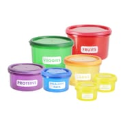 Perfect Portions 14 Piece Food Storage Container Set