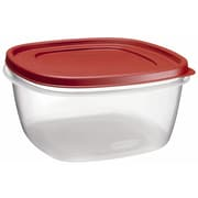 Rubbermaid 14 Cup Rectangular Food Storage Container with Lid