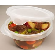 Rubbermaid 4 Piece Round Container Set