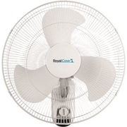 Royal Cove 18'' Oscillating Wall Mount Fan