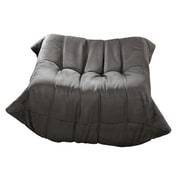 Modway Waverunner Ottoman; Light Gray