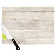 KESS InHouse Wash Wood Cutting Board; 11.5'' W x 8.25'' D