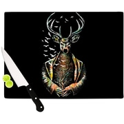 KESS InHouse There Is No Place Cutting Board; 11.5'' W x 8.25'' D