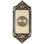Thomas & Betts/Carlon Deco Door Bell w/ Lid Rim
