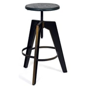 Aeon Furniture Euro Home Adjustable Height Bar Stool