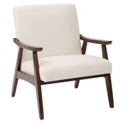 Ave Six Davis Arm Chair; Linen
