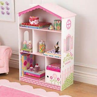 KidKraft Dollhouse Cottage 38'' Bookcase