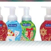 Softsoap Sensorial Foaming Hand Soap, 7.5oz Pump Bottle, Original Scent, 12/carton