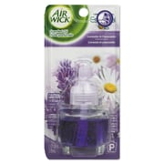 Air Wick Scented Oil Refill, Relaxation Lavender & Chamomile, .67oz Bottle, Blue, 8/ct