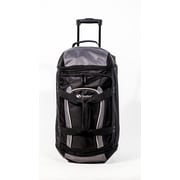 "Samboro 21"" Trolley Duffel, Black"
