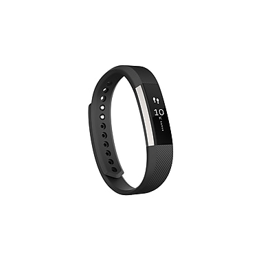 Fitbit Alta Fitness Trackers, Black