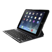 Belkin QODE Ultimate Pro F5L171TTBLK Wireless Keyboard And Folio Case for Apple iPad Air, Black