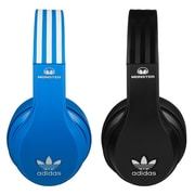 Monster&reg: Adidas Originals Over-Ear Headphones UCT, Blue or Black
